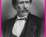 Photo of renowned explorer David Livingston