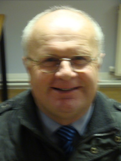 Photo of Councillor Basil Hollington